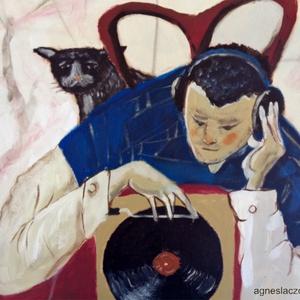 Csak a zene van (FANYUVASZTO) - Meska.hu