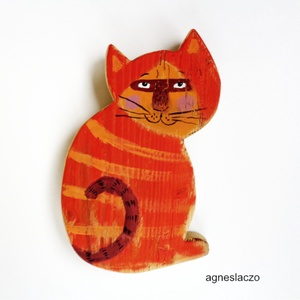 Pirosmacska - komisz macska AKCIOS  (FANYUVASZTO) - Meska.hu