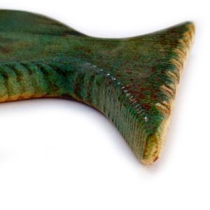 Zöld halacska (FANYUVASZTO) - Meska.hu