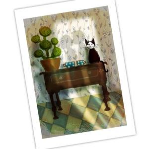 Kaktusz tea szerelem (FANYUVASZTO) - Meska.hu