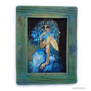 Party , Akril, Festmény, Művészet, Festészet, Fotó, grafika, rajz, illusztráció, INGYENES POSTA!\n\nEredeti festmenyem keretben.\nAkrilikkal festve.\n\nMeret kerettel kb : 31 x 40 cm.\n\na..., Meska