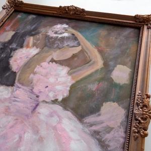 Balerina rózsaszínben  (FANYUVASZTO) - Meska.hu