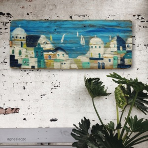Santorini (FANYUVASZTO) - Meska.hu