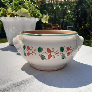 Tulipános gulyástál (fazekasemese) - Meska.hu