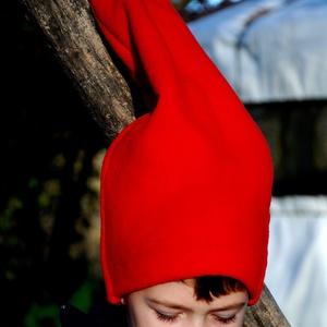 Manósapka piros (fehernep) - Meska.hu