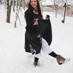 Vászon bugyingó (fehernep) - Meska.hu