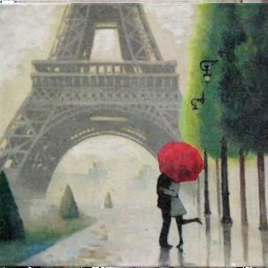 Párizs (fehervaribalazs) - Meska.hu