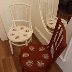 Randevú thonet székek