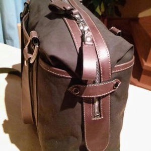 Barna laptop vagy utazo táska  (fgabor1) - Meska.hu
