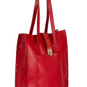 Laptop és shopper táska, Laptoptáska, Laptop & Tablettartó, Táska & Tok, Bőrművesség, Varrás, Valódi bőrből készült laptop&shopper női táska.\nValódi bőrből készül akár sima vagy fonott mintás bő..., Meska