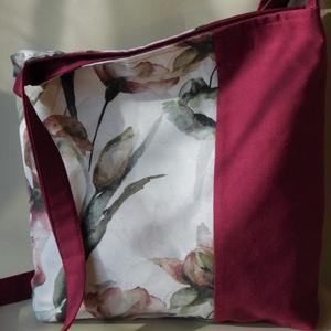 virágos táska (Fifine) - Meska.hu