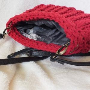 Női táska/oldaltáska, több szín - shellbag crossbody fazon (floraldekor) - Meska.hu