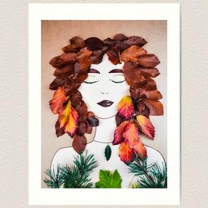 Flowerfaces virágkép- Elfogadás, Művészet, Művészi nyomat, Fotó, grafika, rajz, illusztráció, Elfogadás, örömteli gondolatok, képesség a megvalósításra, tisztelet, megbocsájtás. Ez egy bach virá..., Meska
