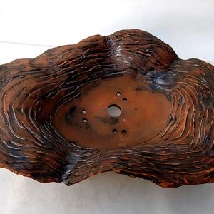kurama bonsai tál, Otthon & Lakás, Ház & Kert, Cserép & Kaspó, Kerámia, Meska