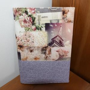 Pasztell napló, Otthon & Lakás, Jegyzetfüzet & Napló, Papír írószer, Egyszerű kivitellel, gyönyörű színű minőségi anyagokból készült, shabby chic stílusra emlékeztető na..., Meska
