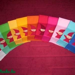 Tulipánból paprika....5db-os csomag - játék & gyerek - textilkönyv & babakönyv - Meska.hu
