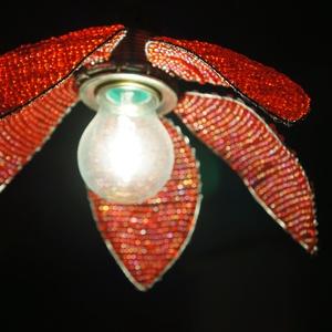 Gyöngyvirág mennyezeti lámpa (MeiaLua) - Meska.hu