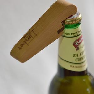 Sörnyitó fából (kis méret), Élelmiszer, Alkoholos italok, Famegmunkálás, Egy újabb különleges termék a sörkedvelőknek! Minden egyes része fából készül, még az a kis pöcök is..., Meska