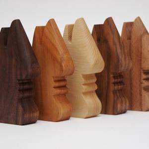 Asztali szemüvegtartó fából (FromWood) - Meska.hu