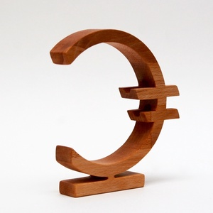 Euro tolltartó (FromWood) - Meska.hu