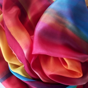 multicolor hernyóselyem sóla (FullcolorMuhely) - Meska.hu