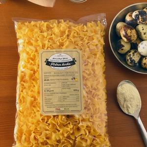 Fürjtojásos Tészta - Fodros Kocka, Tészta, Élelmiszer, Élelmiszer előállítás, Mindenmás, Magyarország egyik legjobb tojásos tésztája! Hasonlítsa össze más tészta beltartalmi értékeivel! Ez ..., Meska