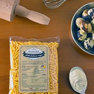 Fürjtojásos Tészta - Lakodalmas Csiga , Tészta, Élelmiszer, Élelmiszer előállítás, Mindenmás, Magyarország egyik legjobb tojásos tésztája! Hasonlítsa össze más tészta beltartalmi értékeivel! Ez ..., Meska