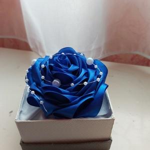 Rózsabox, Csokor & Virágdísz, Dekoráció, Otthon & Lakás, Mindenmás, Rendelésre készítek rózsaboxokat! Gyönyörű ajándék mellé, vagy ajándék helyett, vagy akár egy szál v..., Meska