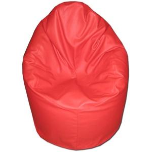 Piros textilbőr babzsákfotel gyerekeknek, Bútor, Otthon & lakás, Lakberendezés, Babzsák, Varrás, Textilbőr babzsi, kicsit kisebb méretben, gyerekeknek, apróbb felnőtteknek :).\n\nDupla huzatos, utánt..., Meska