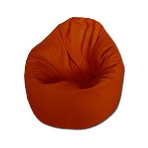 Narancs textilbőr babzsákfotel felnőtt, Bútor, Otthon & lakás, Dekoráció, Lakberendezés, Babzsák, Varrás, Textilbőrből készült élénk színű babzsi, előnye a könnyű tisztíthatóság, nyugodtan vacsizhatsz is be..., Meska