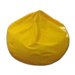 Sárga babzsákfotel gömböc, Bútor, Otthon & lakás, Egyéb, Lakberendezés, Varrás, 6 cikkes gömböc formájú babzsákfotel.\nDupla huzatos, belül is erős anyagból készült, utántölthető.\nM..., Meska