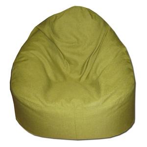Zöld Relax babzsákfotel felnőtt, Babzsákfotel, Bútor, Otthon & Lakás, Varrás, Szélesebb és alacsonyabb fazon, kényelmesen el tudsz benne helyezkedni akár meditációs pózban is.\nDu..., Meska