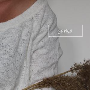 Natúr kender karkötő (garka) - Meska.hu