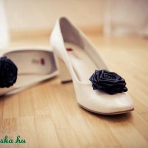 Cipőklipsz  (gemma) - Meska.hu