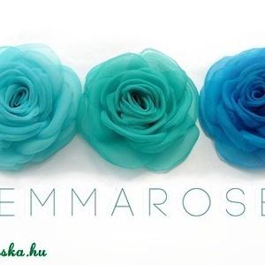 Kék rózsa  (gemma) - Meska.hu