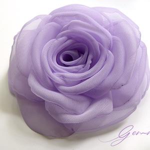 Halvány lila rózsa  (gemma) - Meska.hu