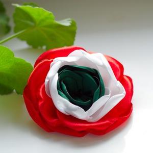 Nemzeti rózsa (gemma) - Meska.hu