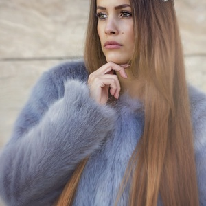 Gyöngyös, csipkés  fejdísz IV. (gemma) - Meska.hu