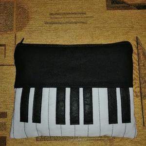Zongora tolltartó - Meska.hu