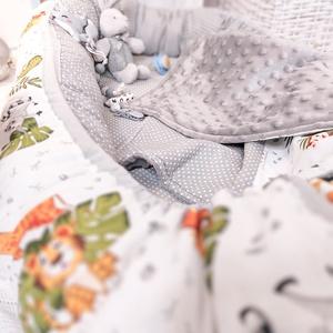 Babaváró szett, babafészek, takaró és lapospárna - otthon & lakás - lakástextil - babafészek - Meska.hu