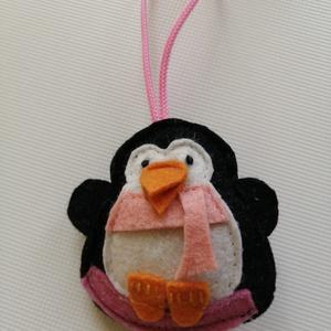 Filc pingvin - Meska.hu