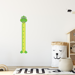 Falmatrica - Krokis magasságmérő matrica, Otthon & Lakás, Dekoráció, Falmatrica & Tapéta, Fotó, grafika, rajz, illusztráció, Dokumentáld, örökítsd meg ahogy gyermeked megállíthatatlanul cseperedik. Azon túl, hogy egy kedves d..., Meska