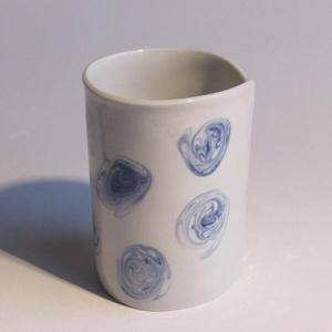 kék rózsa (greencurlysea) - Meska.hu