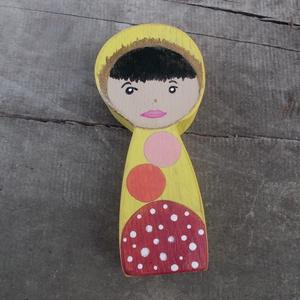 Baba 4 játék dekoráció (GretaHandmade) - Meska.hu