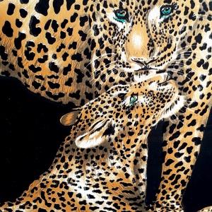 Díszpárna huzat, Otthon & Lakás, Lakástextil, Párna & Párnahuzat, Varrás, Fekete pamut szatén állatmintás párnahuzat. 100 % pamut,mosható, vasalható.Mérete 64x64 cm. Alul zip..., Meska