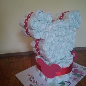 Mickey egeres pelenka torta , Gyerek & játék, Baba-mama kellék, Mindenmás, Baba látogatóba készülsz vagy éppen keresztelőre? A kolléganőd babát vár? Ez egy nagyszerű ajándék l..., Meska