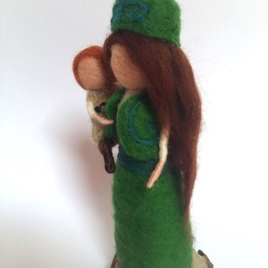 Babba Mária (Gyapjulelkek) - Meska.hu