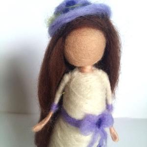 Lady Lavender (Gyapjulelkek) - Meska.hu