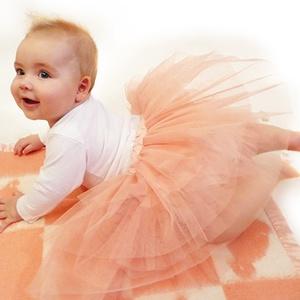 Tütü 20-50 cm-es hosszal választható, állítható derékkal (barack), Táska, Divat & Szépség, Gyerekruha, Ruha, divat, Gyerek & játék, Baba (0-1év), Gyerek (1-10 év), Varrás, A hercegnős tütü szoknyánk több rétegű tüll anyagból áll, az alsó rétege pedig batiszt. A kényelmes ..., Meska