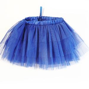 Tütü 40-50 cm-es hosszal választható, állítható derékkal (királykék), Táska, Divat & Szépség, Női ruha, Ruha, divat, Szoknya, Varrás, A hercegnős tütü szoknyánk több rétegű tüll anyagból áll, az alsó rétege pedig batiszt. A kényelmes ..., Meska